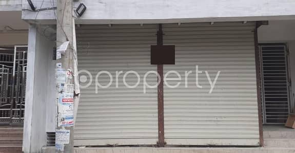 Shop for Rent in Banasree, Dhaka - A Shop Is Up For Rent In Banasree Near Cosmo School & College.