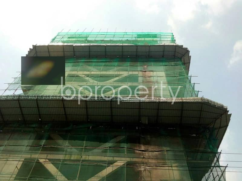 An Office Space Is Vacant For Sale In Banani Near To Bangladesh Commerce Bank.