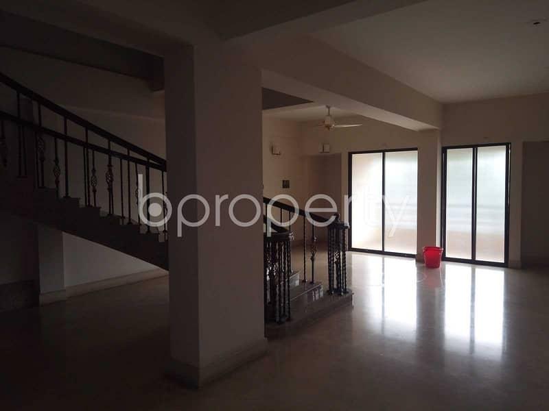 A Residential Duplex Is Ready For Sale At Uttara , Near Mawlana Manzil Private Mosque.