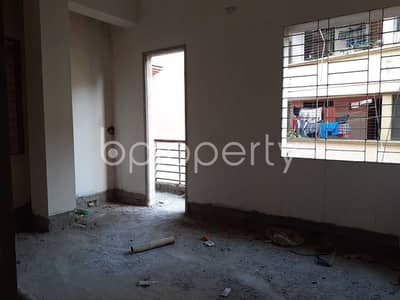 An Apartment Which Is Up For Sale At Mohammadpur Near To Saat Gombuj Jaame Masjid.