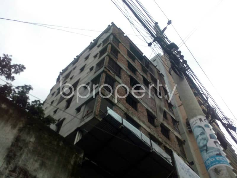 A Commercial Space Is Available For Sale Which Is Located In Progoti Sorony Nearby Prime Bank Limited