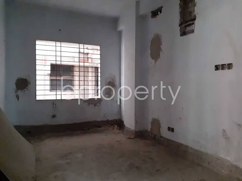 An Apartment Of 2 Bedroom Up For Sale Is Located At PC Culture Housing, Near To Trinity School & College.