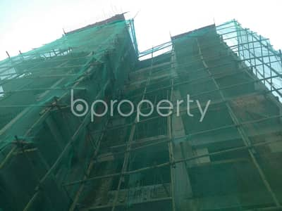 Find 2208 SQ FT flat available for sale in Khulshi near to Khulshi Police Station