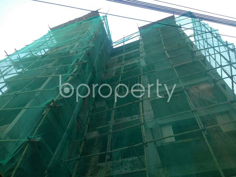 At Khulshi 2600 Square feet flat is available for sale close to Khulshi Police Station