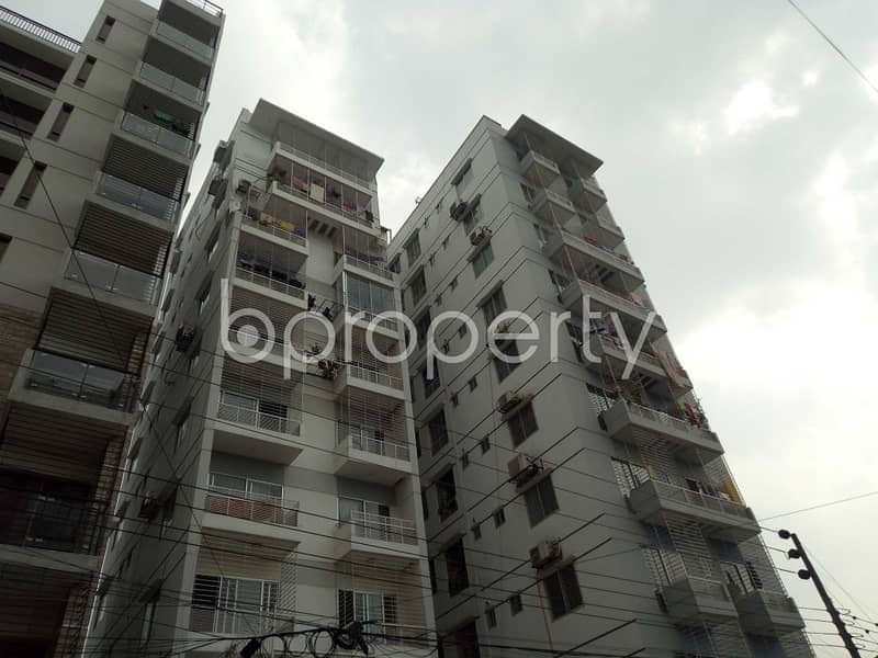 Visit This Apartment For Sale In Bashundhara R-A Near Apollo Hospitals