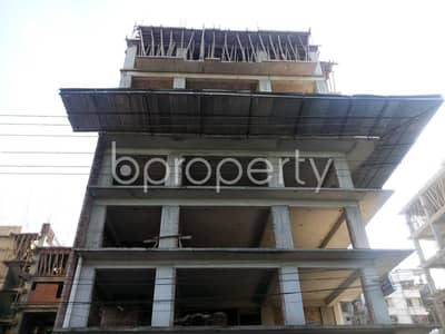 Office for Sale in Banasree, Dhaka - See This Office Space For Sale Located In Banasree Near To Faizur Rahman Ideal Institute .