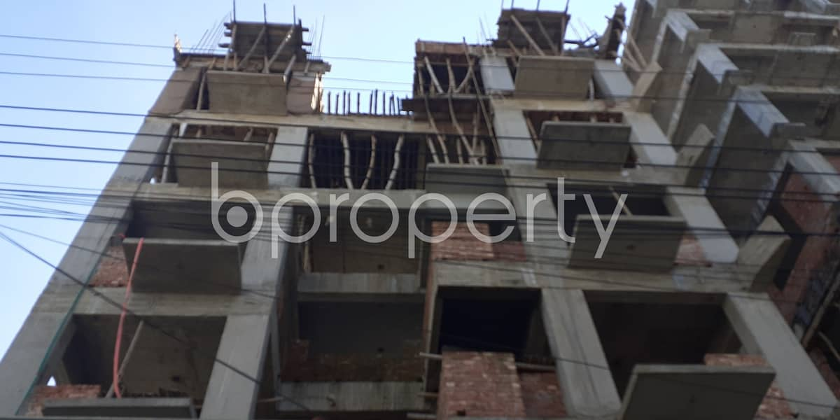 3 Bedroom And 4 Bathroom Apartment For Sale In Bashundhara R-A Near Basundhara Residential Area Puja Mondop