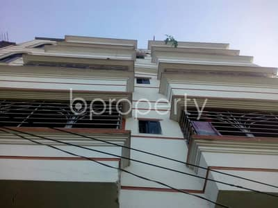 600 Sq. Ft Apartment Is Up For Rent In Shantibagh , Near Shantibag Jame Mosjid.