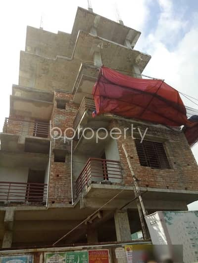 6 Bedroom Flat for Sale in Badda, Dhaka - An Apartment Is Up For Sale In Natun Bazar, Near BRAC Bank Limited.