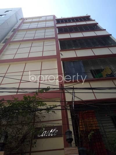 750 Sq. Ft Residential Apartment For Rent Located In Natun Bazar Near To BRAC Bank Limited.