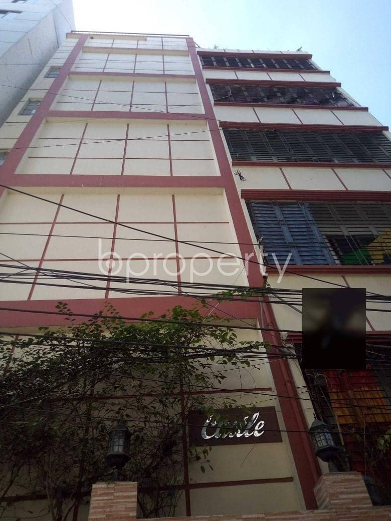 In Natun Bazar Near To BRAC Bank Limited This 750 Sq. Ft Residential Apartment Is For Rent