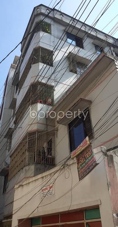 A Rightly Planned Flat Is Found For Rent In Auchpara Nearby Tongi Pilot School & Girl's College