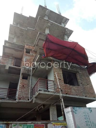 6 Bedroom Apartment for Sale in Badda, Dhaka - An Apartment Is Up For Sale In Natun Bazar, Near BRAC Bank Limited.
