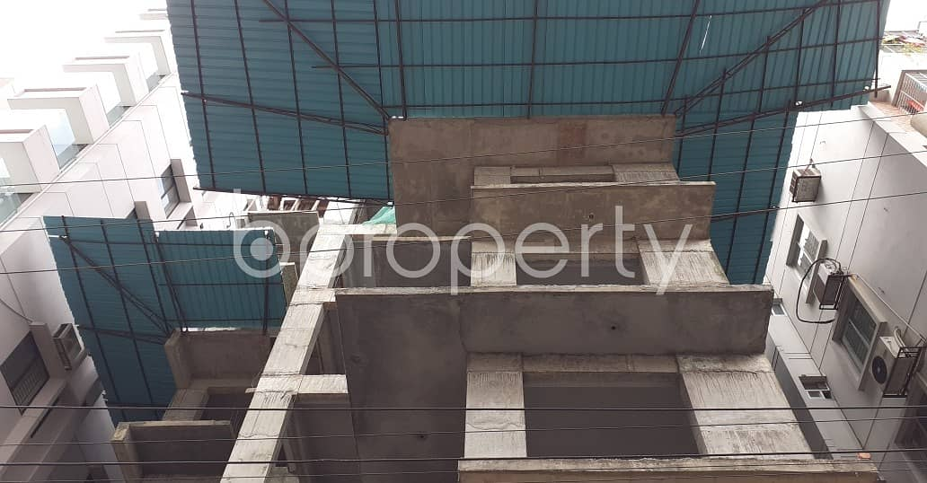 2180 Sq. Ft Apartment Is For Sale In Bashundhara R-A Nearby Ebenzer International School.