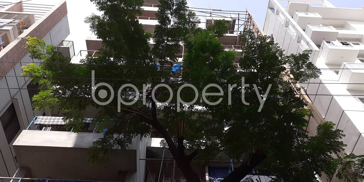Conveniently Comfortable Flat For Sale In Bashundhara R-A
