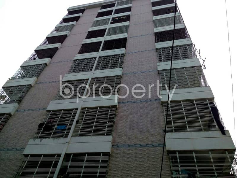 Near Bayazid Thana, flat for sale in Hill View R/A
