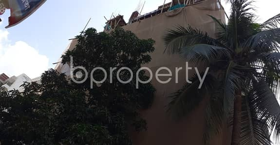 A 3 Bedroom Apartment Which Is Up For Sale At Lalmatia Near To Winsome School & College.