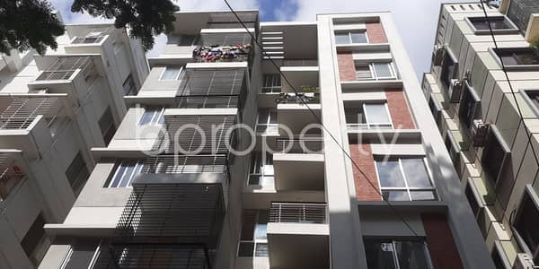 There Is 3 Bedroom Apartment For Sale In Bashundhara R-A Near Basundhara Residential Area Puja Mondop.