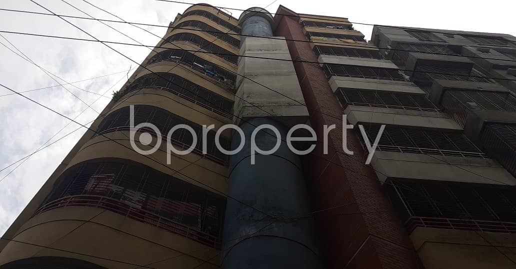 Visit This Flat For Sale In Mohakhali Nearby Grameenphone Service Touch Point