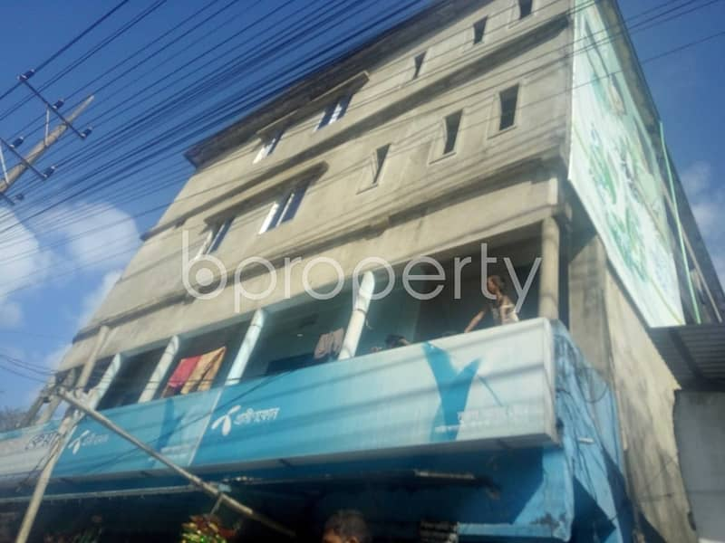 A 460 Sq. Ft. Flat Which Is Near To Cepz For Rent In South Halishahar