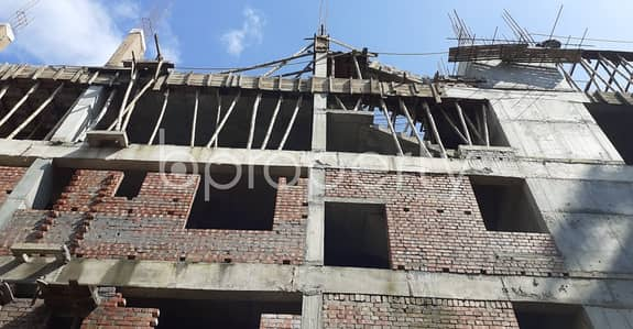 Completely Suitable And Ready Flat For Sale In Bashundhara Near Viquarunnisa Noon School