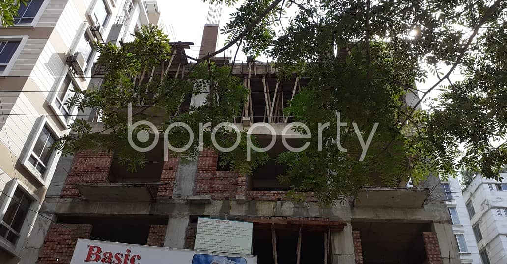This Flat Is Now Vacant For Sale In Bashundhara Close To Viquarunnisa Noon School