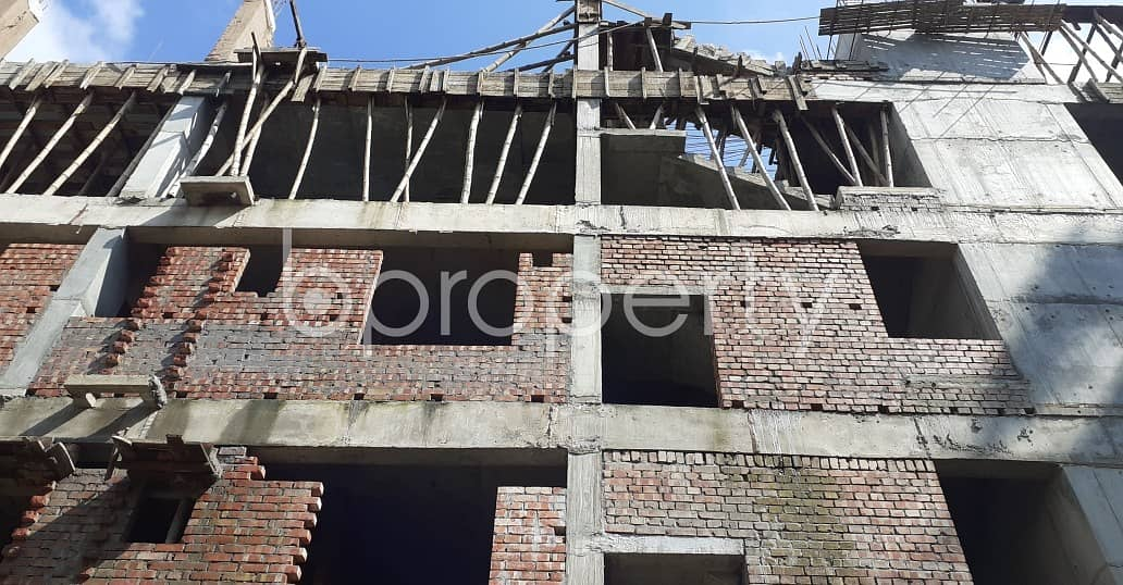 Get Comfortable In A Nice Flat For Sale In Bashundhara Nearby Viquarunnisa Noon School