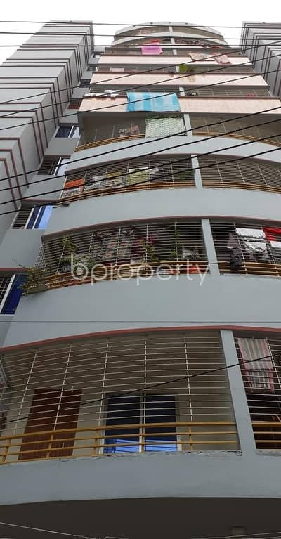 Visit This Apartment For Sale In Tongi Near Safiuddin Sarker Academy.