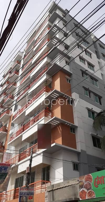 3 Bedroom Flat for Sale in Gazipur Sadar Upazila, Gazipur - Visit This Apartment For Sale In Tongi Near Tongi City College.