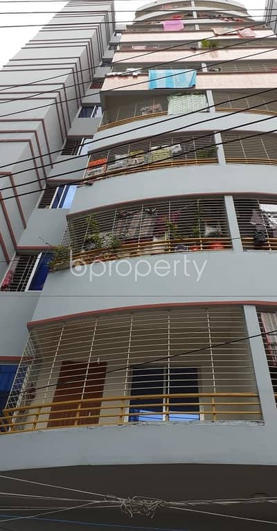 2 Bedroom Flat for Sale in Gazipur Sadar Upazila, Gazipur - Visit This Apartment For Sale In Tongi Near Safiuddin Sarker Academy.