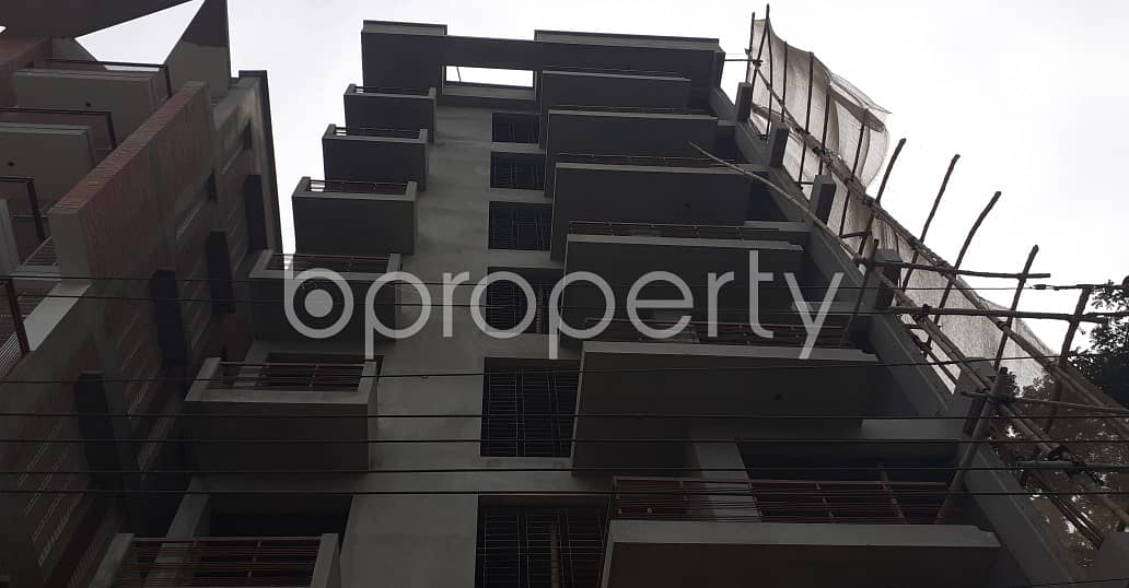 An Apartment Is Ready For Sale At Bashundhara R-A, Near Apollo Hospitals