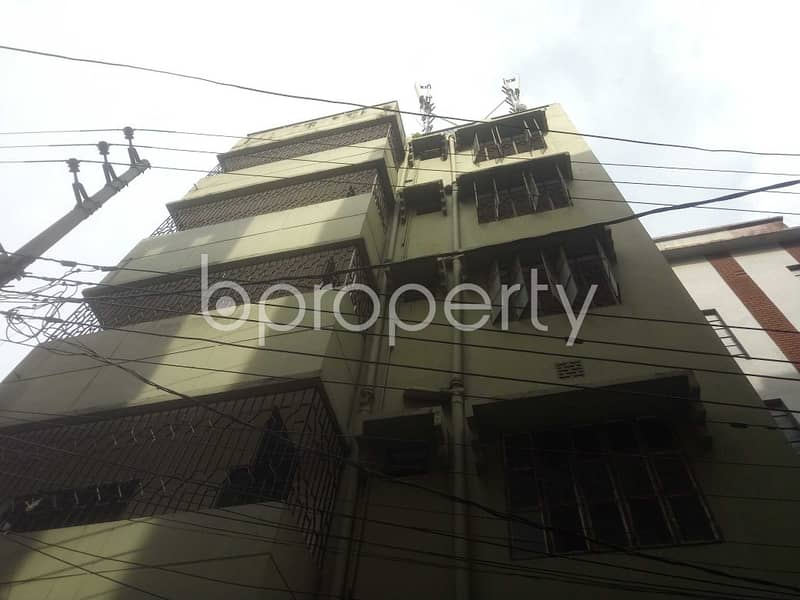 Flat for Rent in Mirpur close to Monipur School