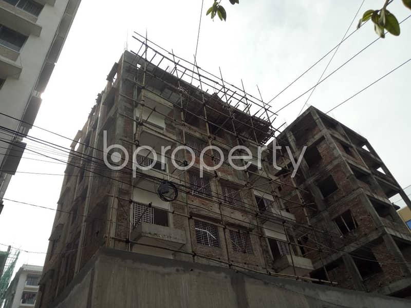 We Have A Ready Flat For Rent In Bashundhara Nearby North South University