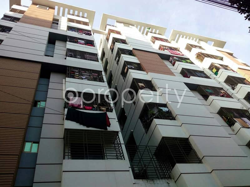 Take This 1260 Sq Ft Residential Flat Is For Rent At Bayazid Area Nearby Hill View Public School