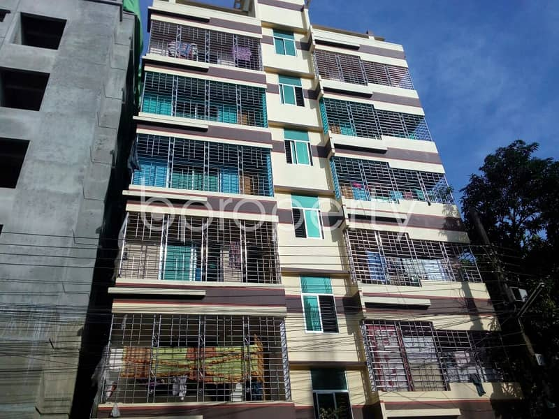 Residential Apartment Is On Rent In Bayazid Nearby Hillview Jaame Masjid
