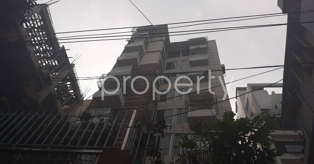 Beautiful And Well-constructed Flat Is Ready For Sale At Lalmatia Nearby Lalmatia Mohila College