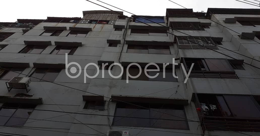 A Fine Flat Is Now For Rent Which Is In Dhanmondi Near Naaz E Noor Hospital (pvt) Ltd
