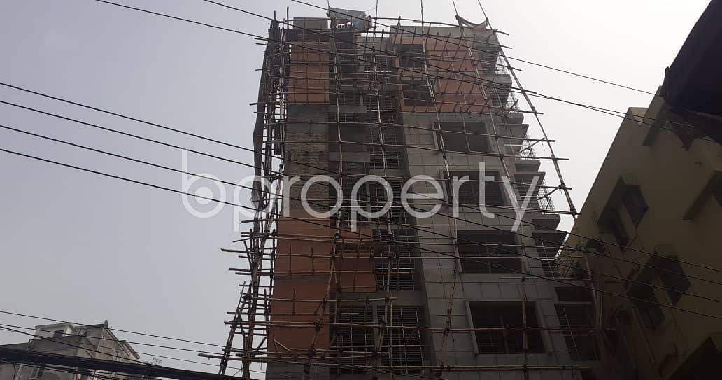 Apartment Of 1500 Sq Ft Is Up For Sale In Mohammadpur, Near Alhaj Mockbul Hossain University College