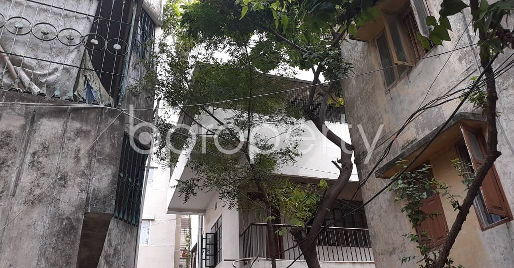 A Ready Flat Is Available For Rent At West Dhanmondi Nearby Holy Rose School & College