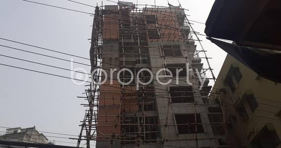 1500 Sq Ft 4-bedroom Flat For Sale In Mohammadpur Near Alhaj Mockbul Hossain University College