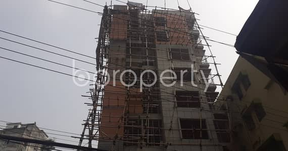 Grab This 1150 Sq Ft Flat Up For Sale In Mohammadpur Near Alhaj Mockbul Hossain University College