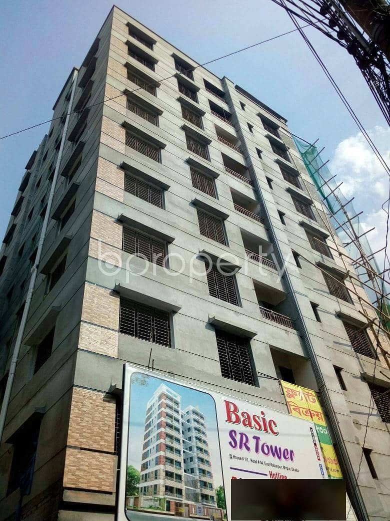 Check This Nice Flat For Sale At Kallyanpur Nearby Kallyanpur Govt. Girls High School