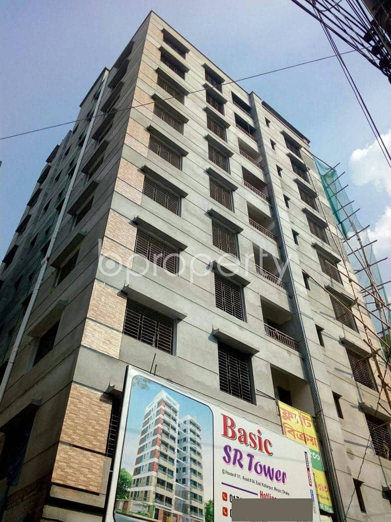 Visit This Flat For Sale In Kallyanpur Nearby Kallyanpur Govt. Girls High School