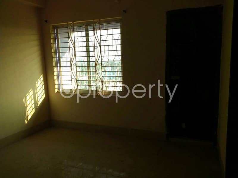 Flat For Rent Covering A Beautiful Area In Baluchara Nearby Morning Sun Kindergarten & High School