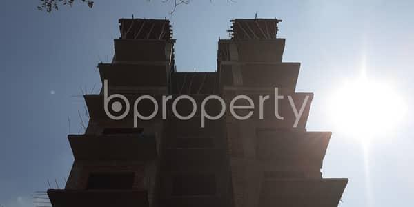 Near Madinatul Ulum Madrasa Masjid, A 2136 Sq Ft Nice Flat For Sale In Bashundhara