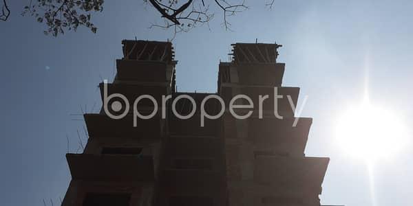 Offering You A 2136 Sq Ft Nice Flat For Sale In Bashundhara Near Madinatul Ulum Madrasa Masjid