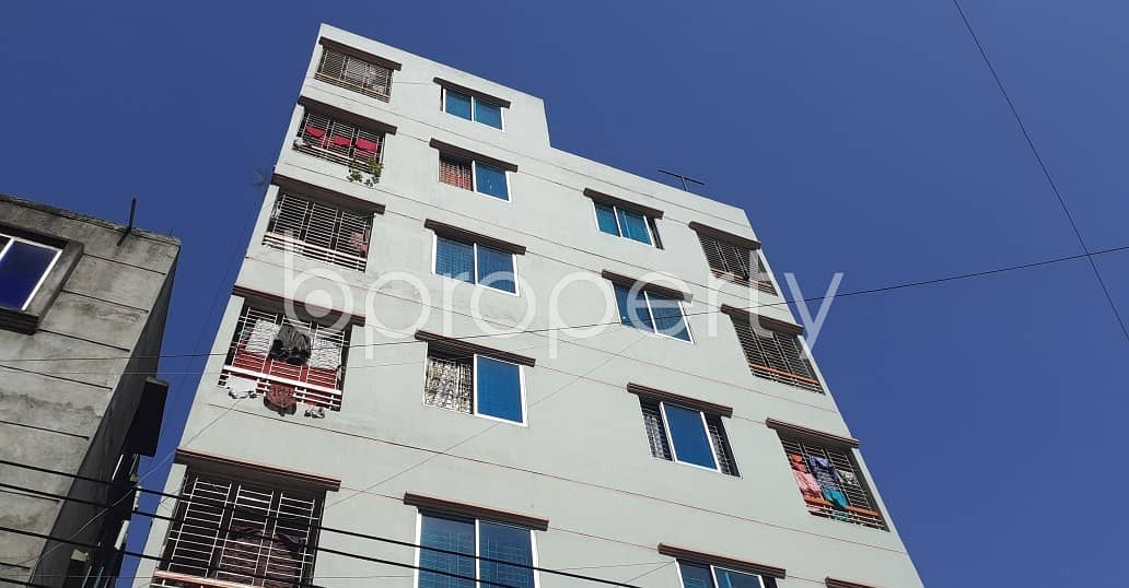 Convenient Apartment Of 600 Sq Ft Is Up For Sale In Mirpur 1, Near Dhaka Commerce College