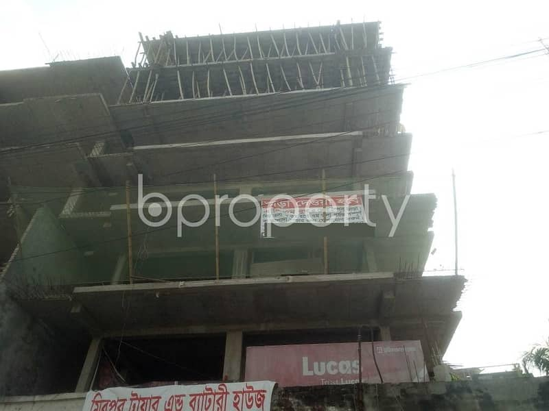 Well Developed 825 Sq Ft Flat Is Up For Sale In Mirpur Nearby Dutch-bangla Bank Limited | Fast Track