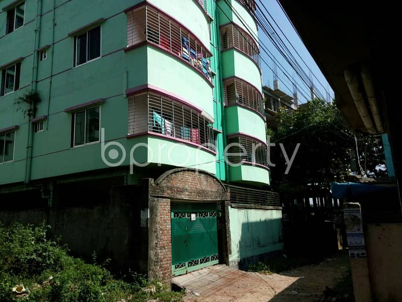 Flat for Rent in Bayazid close to Trust Bank