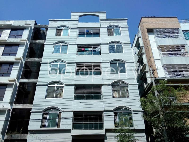 An Apartment Is Ready For Sale At Mirpur DOHS , Near Mirpur DOHS Central Mosque.